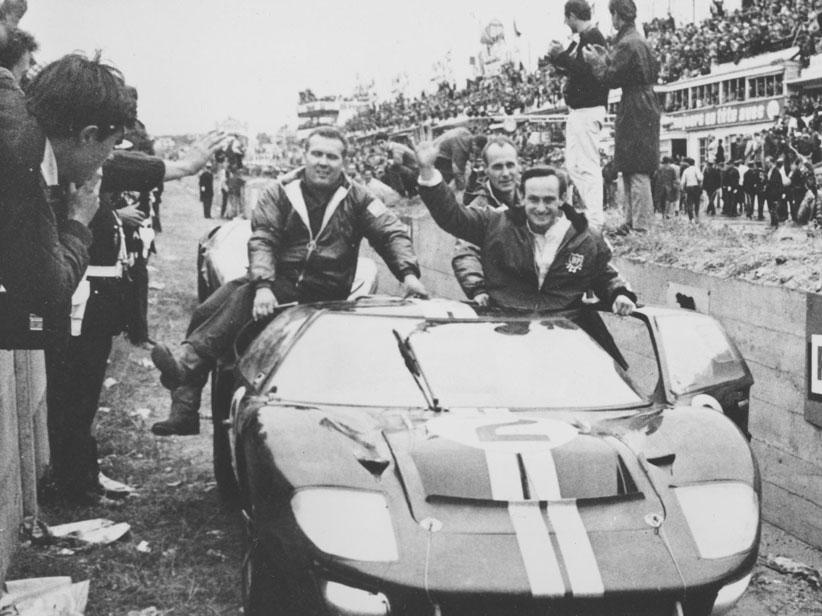 تیم اتومبیلرانی فورد
