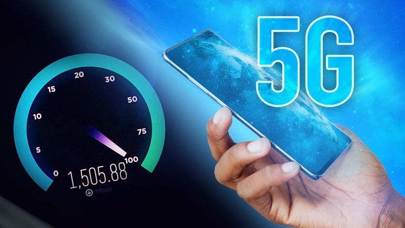 گوشی های 5G