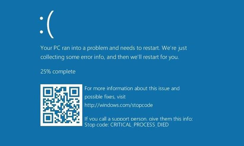 10 حلول لـ اصلاح مشكلة الشاشة الزرقاء للويندوز Windows 2
