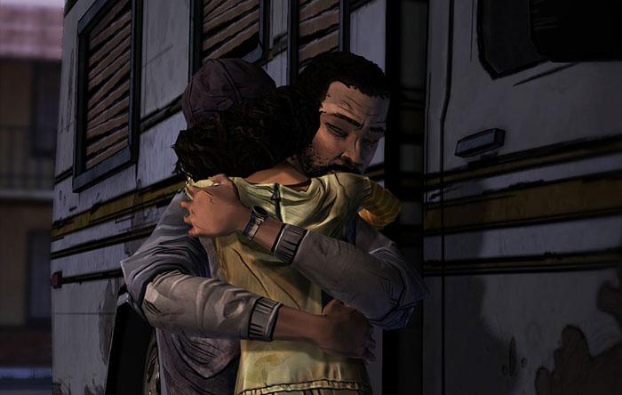 نقد و بررسی بازی سریالی Walking Dead