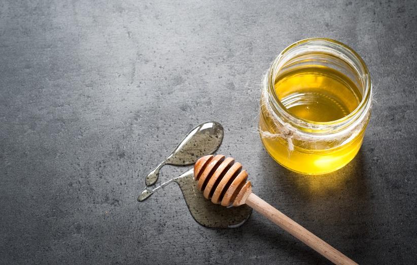 عسل در آشپزخانه