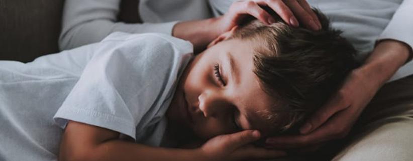 اختلال خواب کودک