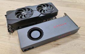 مقایسه گرافیک RTX 2060 Super و RX 5700 XT