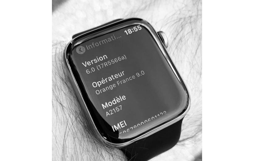 ساعت هوشمند اپل واچ 5