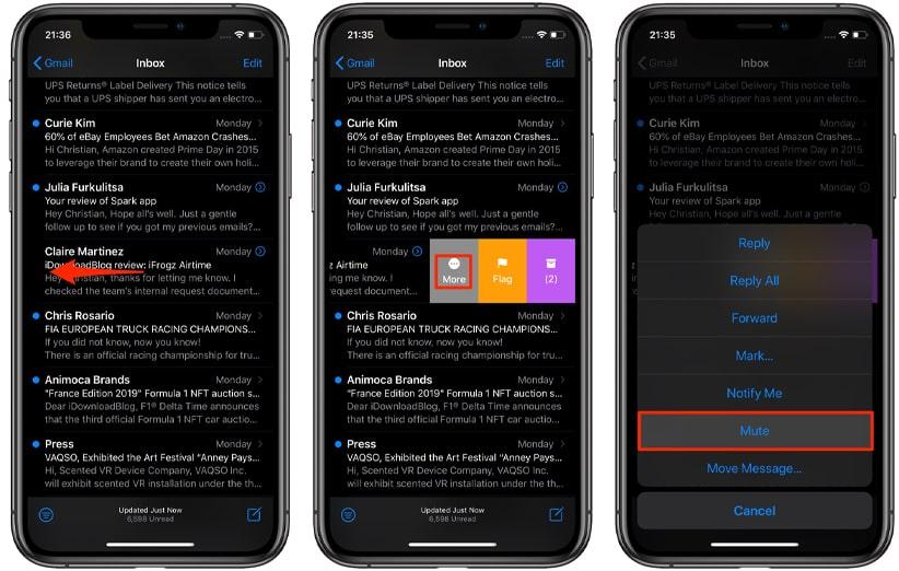 سیستمعامل iOS 13