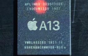 پردازنده A13 Bionic