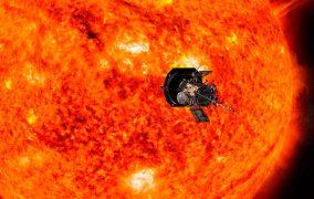 فضاپیمای خورشیدی پارکر
