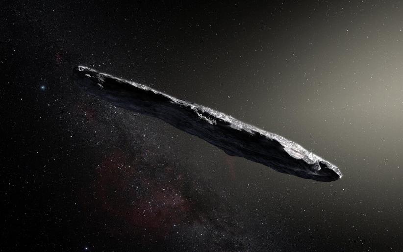 سیارک میانستارهای