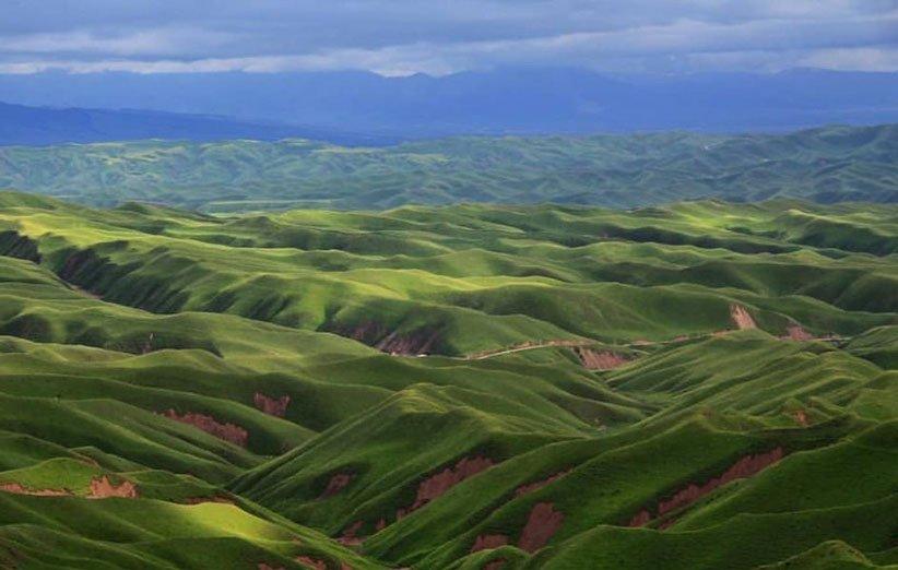 هزار دره ترکمن صحرا