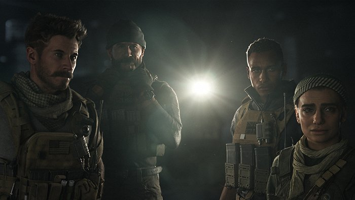 نقدها و نمرات بازی Call of Duty Modern Warfare