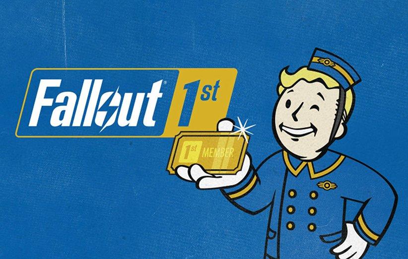 اشتراک Fallout 1st