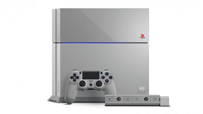 PS4 PlayStation Anniversary