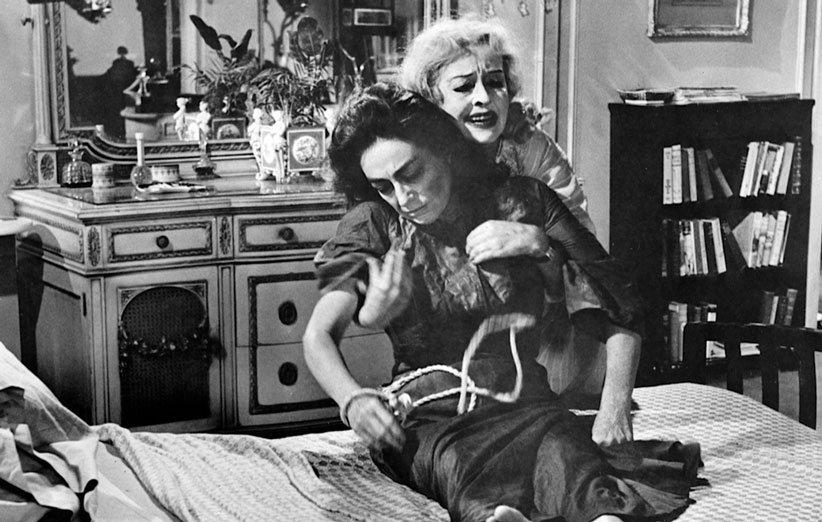 بتی دیویس و جوان کرافورد