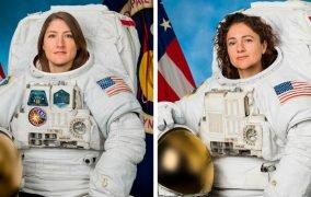 راهپیمایی فضایی زنانه