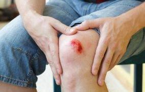 عفونت زخم دست