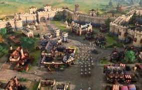 تریلر گیم‌پلی Age of Empires IV