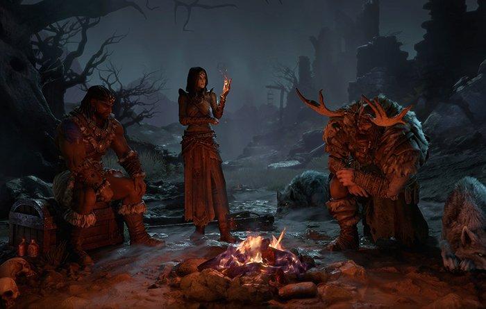 کلاسهای بازی Diablo IV