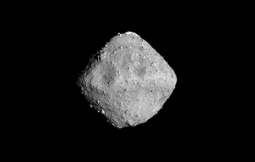 سیارک ریوگو فضاپیمای هایابوسا ۲