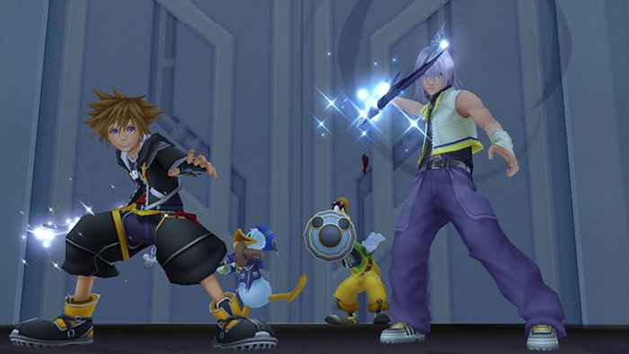 بازی Kingdom Hearts 2