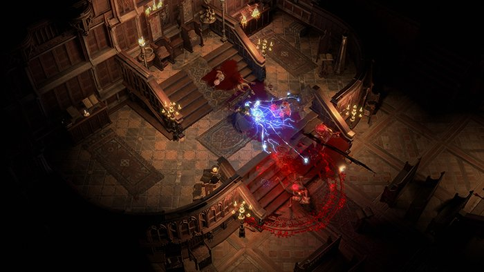 اسکرینشات بازی Path of Exile 2
