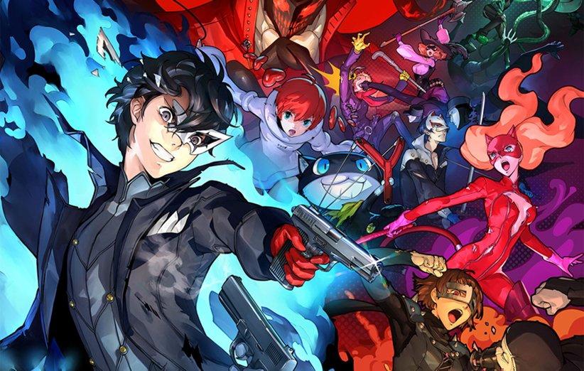 روند بازی Persona 5 Scramble
