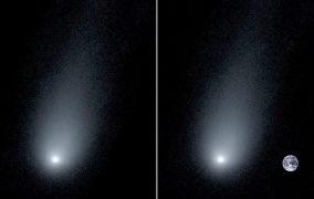دنبالهدار میانستارهای بوریسوف