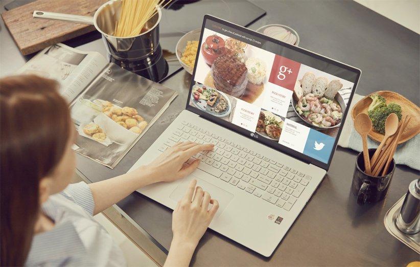 مشخصات لپ تاپهای جدید سری گرام ال جی مشخص شد