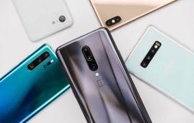 گوشی های هوشمند 2019