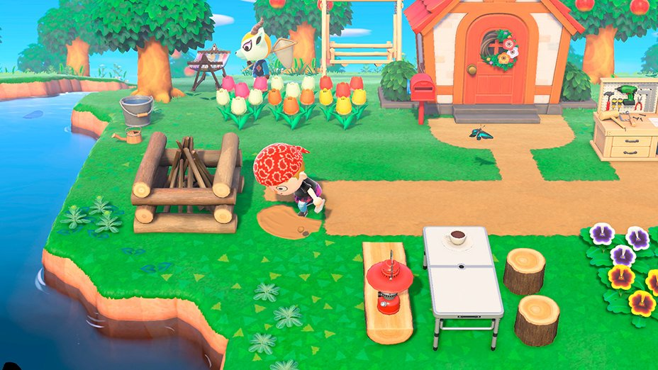 بازی Animal Crossing New Horizons