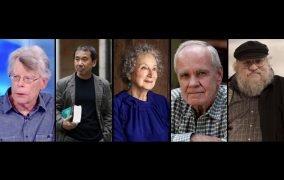 بهترین نویسنده های زنده جهان