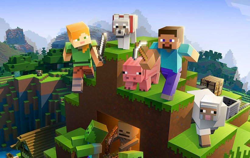 ماینکرفت پربینندهترین بازی یوتیوب است