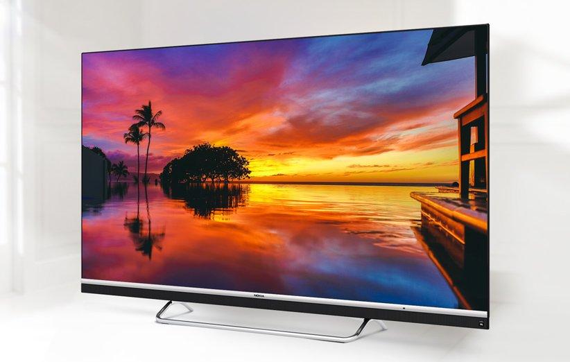 نوکیا اولین تلویزیون هوشمند خود را معرفی کرد