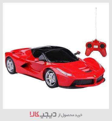 ماشین بازی کنترلی راستار مدل Ferrari Laferrari