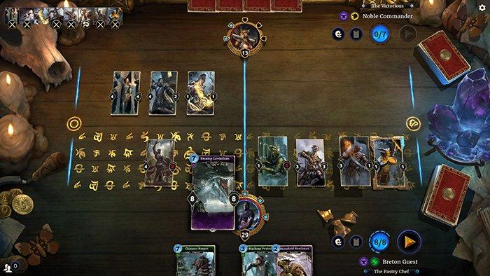 بازی The Elder Scrolls Legends