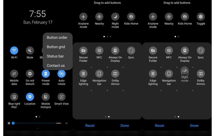 ترفندهای رابط کاربری One UI