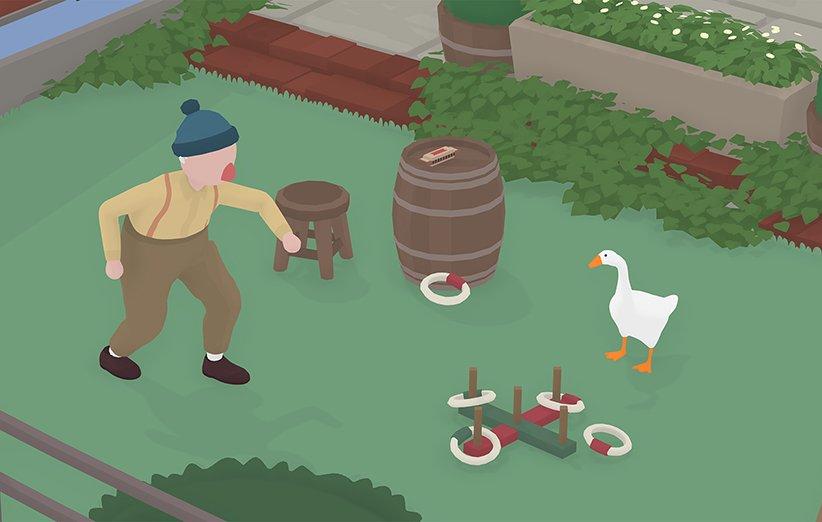بازی Untitled Goose Game همین هفته به کنسولها میآید
