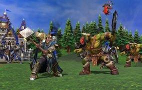 بازی Warcraft III Reforged