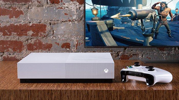 کنسول Xbox One All Digital Edition
