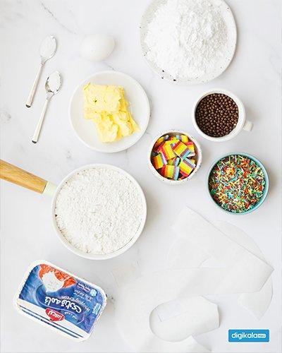 طرز تهیه بیسکو کیک