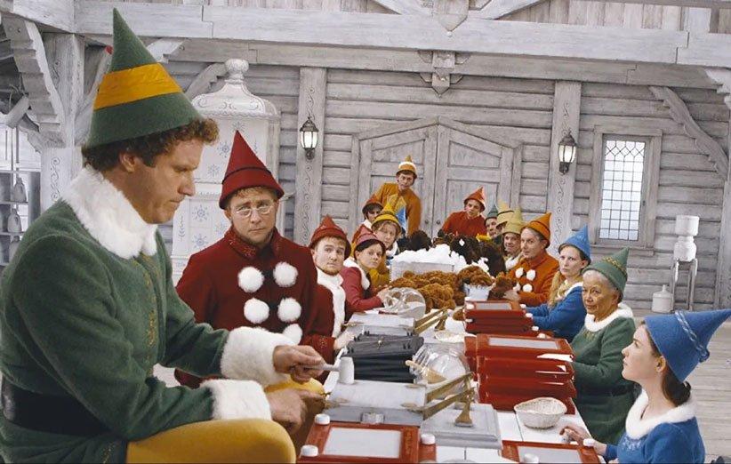الف بهترین فیلم های کریسمس