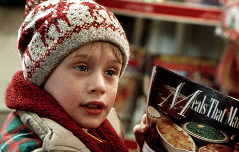 تنها در خانه بهترین فیلم های کریسمس