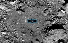 فضاپیمای اسیریس رکس سیارک بنو