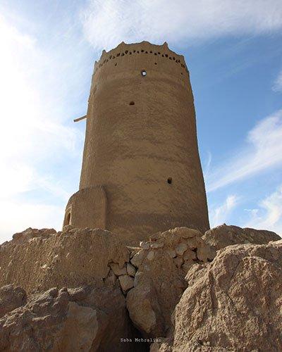 برج نگهبانی روستای نایبند