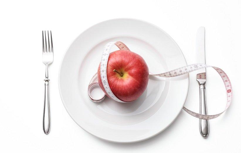 مصرف کالری کمتر