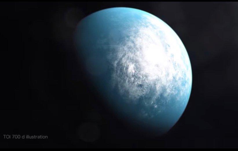 سیاره فراخورشیدی TOI 700 d