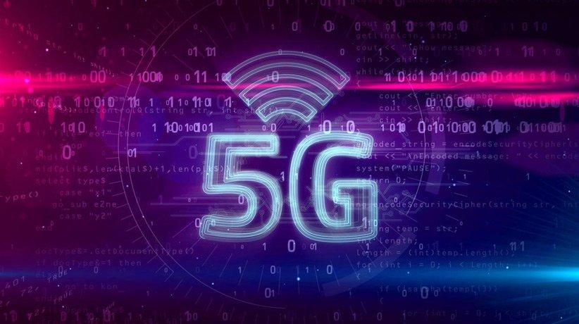 نسل پنجم شبکه تلفن همراه
