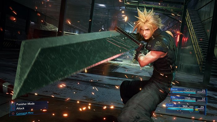 بازی Final Fantasy VII Remake
