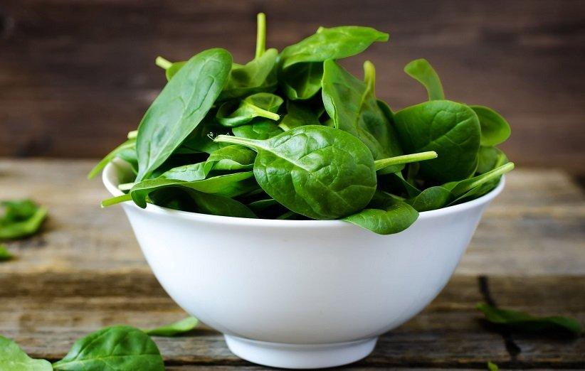 سبزیجات سالم برگی