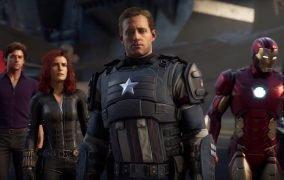 عرضه بازی Marvel's Avengers