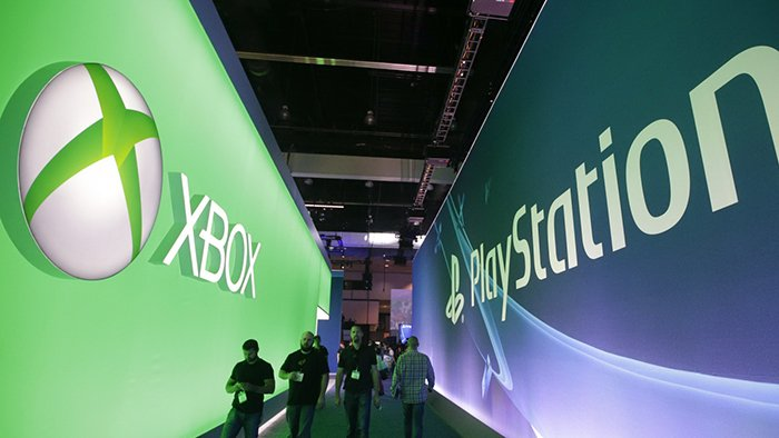 پلیاستیشن ایکسباکس E3